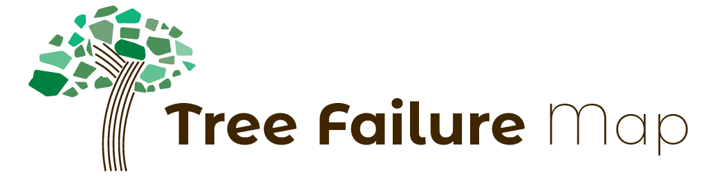 Tree Failure Map Logo